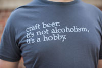 HopsCloth Craft Beer Shirts