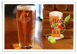 Coppertail Brewing Co. has released its version of 'Ales for ALS™', a 7.2% IPA brewed with a special purpose