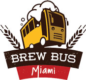 Miami Brew Bus official inaugural tour will take off on December 1st.