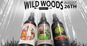 Wildwoods Project - Release Party at Lake Tribe Brewing
